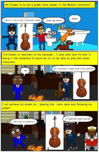 Teaching Literacy Skills with Quality Comics | MiddleWeb | Literacy Instruction | Scoop.it