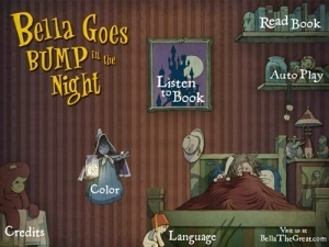 Thoughts on Bedtime Reading and Interactivity | Publishing Digital Book Apps for Kids | Scoop.it