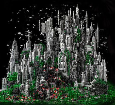 Crowdfund a futuristic model city made of LEGO and documentary ... | who is the tank | Scoop.it