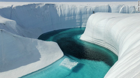 Chasing down the world's vanishing glaciers | Observatory Water® | Scoop.it