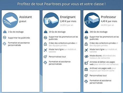 Pearltrees lance son offre Enseignant : tout Pearltrees pour vous et votre classe ! | Les outils d'HG Sempai | Scoop.it