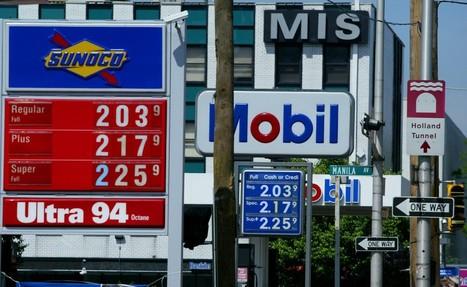 New Jersey's Insane Ban on Self-Service Gasoline   Economics   Scoop.it