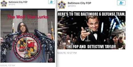 Police commissioner calls Baltimore police union's tweets 'inappropriate, insensitive' | Police Problems and Policy | Scoop.it