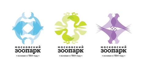 New logo for Moscow Zoo | Corporate Identity | Scoop.it