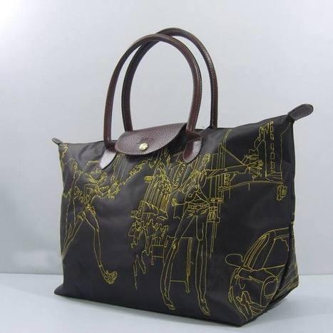 Longchamp Embroidered : longchamp Hobo Bag, sac longchamp pliage, sac longchamp pas cher vente dans notre magasin | sac longchamp pliage | Scoop.it