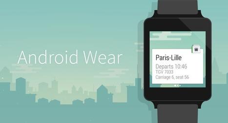 Fahrkarten und Fahrgastinformationen auf der Armbanduhr   E-Labs   Scoop.it