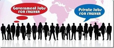 Top 25 Job Opportunities for Fresher   Sarkari Naukri   Scoop.it