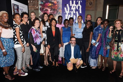 Simone Cipriani, head of the International Trade Centre (ITC), Ethical Fashion Initiative launches Manufacturing Plant in Ghana. | Made in Africa | Scoop.it