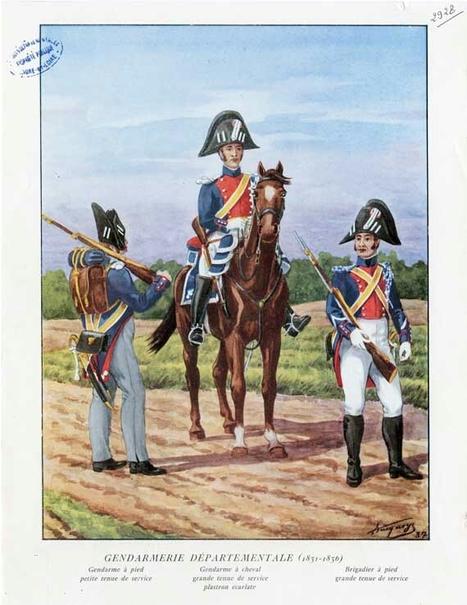Archives départementales d'Indre et Loire : Le répertoire numérique de la sous-série 4 M est en ligne | Nos Racines | Scoop.it