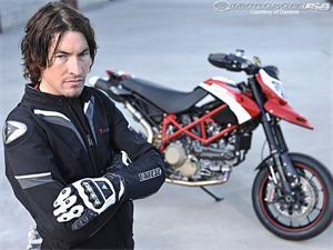 Nicky Hayden at Dainese Store San Francisco | Motorcycle-USA.com | Ductalk | Scoop.it