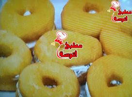 وصفة دونات حادق من برنامج على قد الايد لـ الشيف نجلاء الشرشابي (حلقات رمضان 2015) ~ مطبخ أتوسه على قد الايد | مطبخ أتوسه | Scoop.it