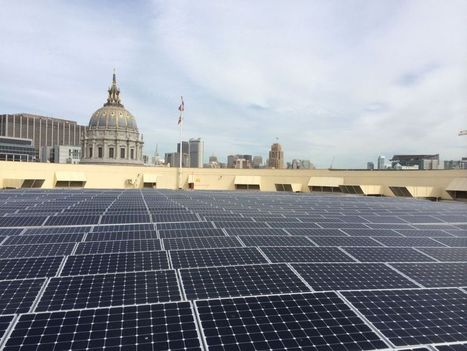 Proposed S.F. law would put a solar panel on nearly every roof | Business & Tech | Scoop.it