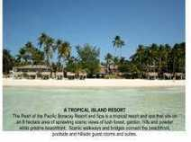 Travel / Cruises : Pearl of the Pacific Boracay Resort and Spa | Pearl of the Pacific Resort | Scoop.it
