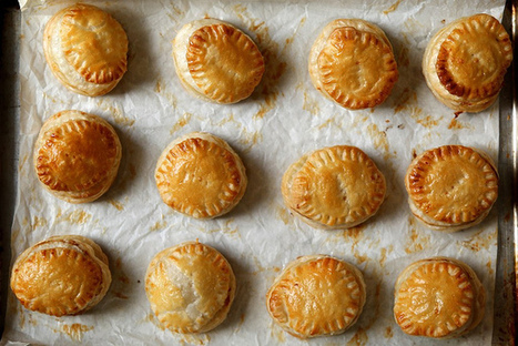 Joy the Baker – French Onion Pastry Puffs | hospitality | Scoop.it