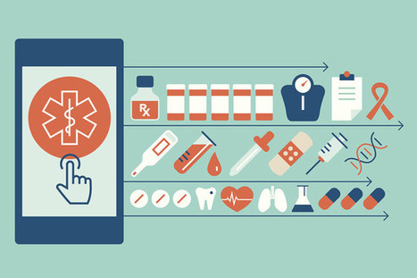 Why Mobile Apps Will Become Synonymous with Patient Care | Let's Talk Dirty...Mouth! | Scoop.it