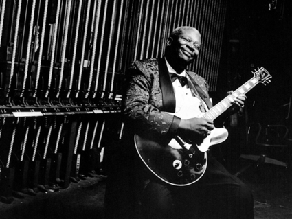 B.B. King, 87 años con la guitarra | Blues Cur