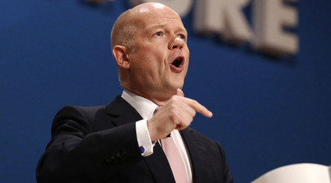 'Problem with the Middle East is not enough Western intervention' – William Hague ( Nuke ppl?) | Saif al Islam | Scoop.it