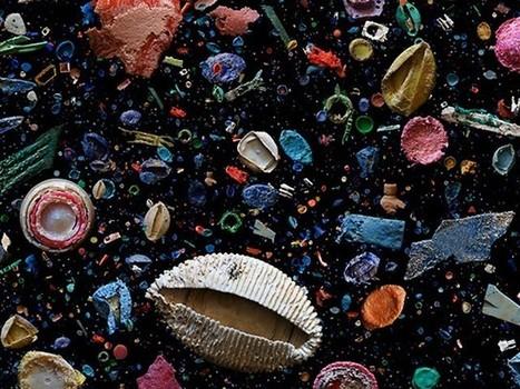 La contaminación del plástico no entiende de fronteras | Infraestructura Sostenible | Scoop.it