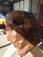 Maker Faire New York: Geo-Skull | Big and Open Data, FabLab, Internet of things | Scoop.it