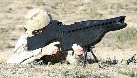 10 Crazy Non-Lethal Weapons | Defense Weapons | Scoop.it