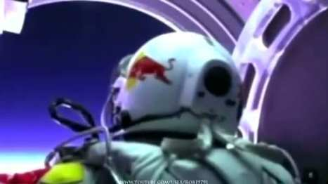 Felix Baumgartner Encounters UFO Just Before Jump [Video] | promienie | Scoop.it