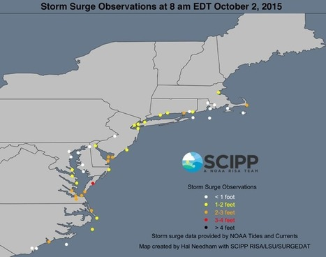 Thousand-Year Rains Possible in Carolinas; Joaquin Headed North | Dr. Jeff Masters' WunderBlog | Weather Underground | Science, Technology, and Current Futurism | Scoop.it