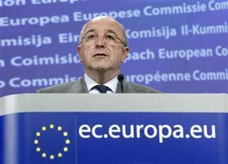 EU's Almunia prudent on bank rescue plan rollout | Reuters | Eurozone | Scoop.it