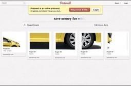 Trois idées originales d'utilisation de Pinterest | Les outils du Web 2.0 | Scoop.it