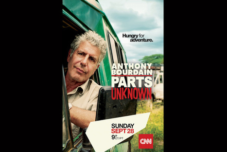 Anthony Bourdain On Food And Travel In Africa | Johor Bahru | Scoop.it