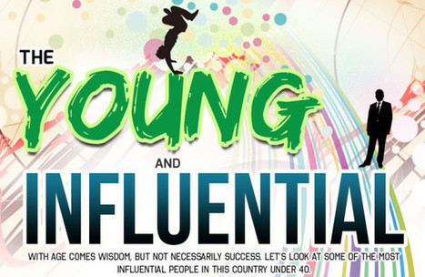 15 Under 40: The Young Achievers | MARKETING & BUSINESS HIGHLIGHTS (bilingual) | Scoop.it