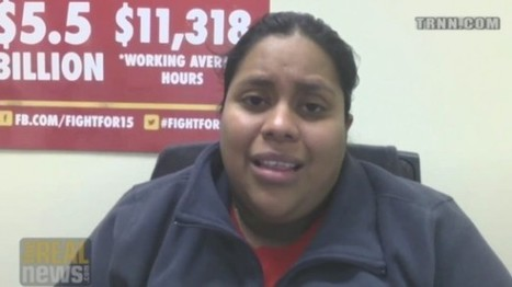McDonald's worker arrested after telling company president she can't afford shoes | Prozac Moments | Scoop.it
