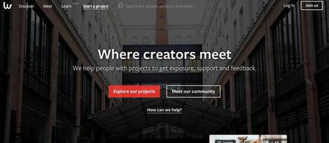 Des Français lancent un réseau social pour entrepreneurs   Des idées pour vos projets   Scoop.it
