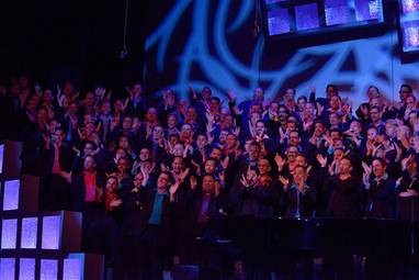 Gay Men's Chorus of Los Angeles Launches New Season, Celebrates 35 Years of Visibility and Progress For LGBT Community | Actu LGBT | Scoop.it