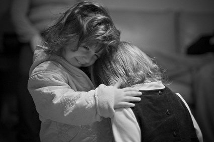 The Mindfulness of Hugs | Personal Development & Improvement | Scoop.it