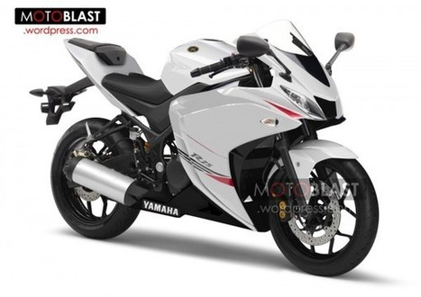 Is this how the production spec Yamaha R25 would look like? - Motoroids | Pedro assistente administrativo | Scoop.it