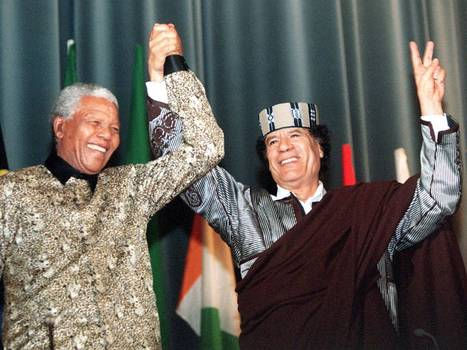 Nelson Mandela's foreign policy triumph was to stand against the West - The Independent | Saif al Islam | Scoop.it