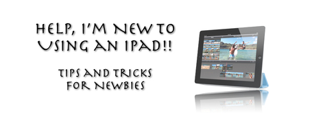 Help! I'm New to Using an Ipad! | m-learning, mLearning, mobile learning, Bring Your Own Device | Scoop.it