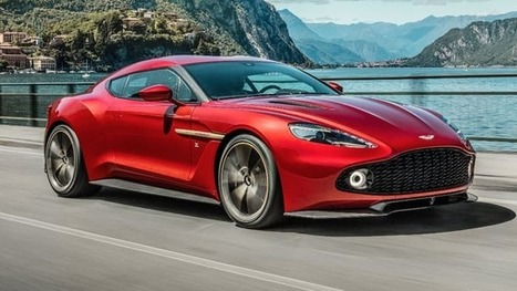 Drop-dead gorgeous Aston Martin Vanquish Zagato bound for production | Real Estate Plus+ Daily News | Scoop.it