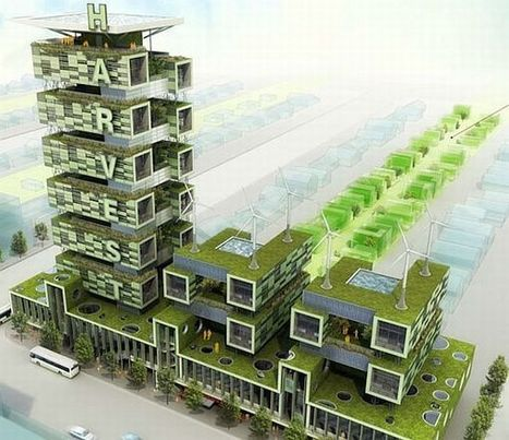 10 vertical farms designed to bring farming into the urban world | Vertical Farm - Food Factory | Scoop.it