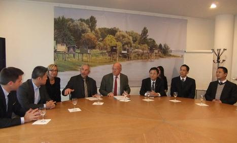 Maisons Sud Ouest France : les produits aquitains s'installent sur le territoire chinois - Aqui.fr | BIENVENUE EN AQUITAINE | Scoop.it