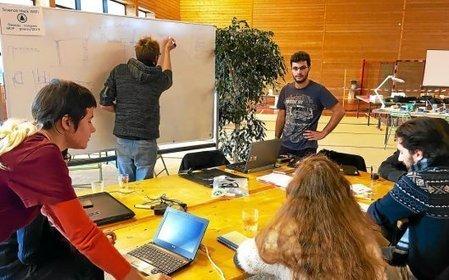 Science hack day.  Les champs du possible | Technologie, innovation, recherche | Scoop.it
