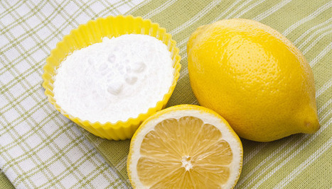 Ecco cosa succede mischiando bicarbonato e limone | Build Health | Scoop.it