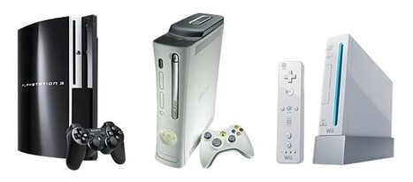 Video Game Consoles 2013 | Best Game Consoles | Compare Video Game Consoles - TopTenREVIEWS | 1012 Griffith Video Games | Scoop.it