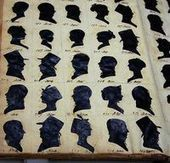National Portrait Gallery | Face to Face blog: Herein Hangs a Tale: The Bache Silhouette Book | Eclectic Mix | Scoop.it