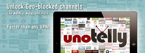 Bypass internet restriction and access Netflix with UnoTelly!!! | Android And Freak | Android And Freak | Scoop.it