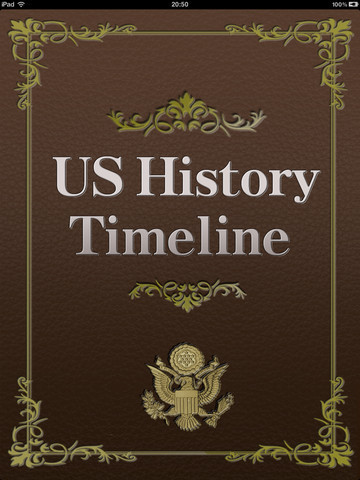 App Store - US History Timeline(Free) | BYOT | Scoop.it