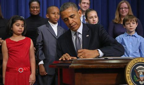 Obama's Gun Control Plan Could Worsen School-to-Prison Pipeline - COLORLINES | Community Village Daily | Scoop.it