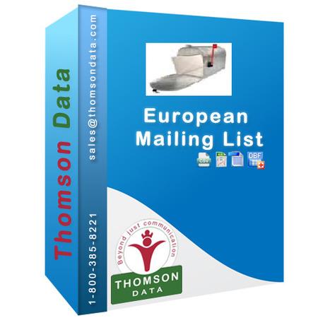European Mailing List - European B2B Executives List - EU B2B List | CVD Database | Scoop.it