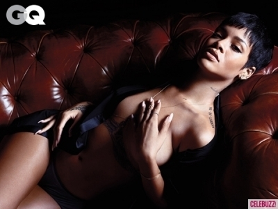 Rihanna Sexes It Up in New Topless 'GQ' Outtakes (PHOTOS & VIDEO) - Celebuzz | Mens Entertainment Guide | Scoop.it
