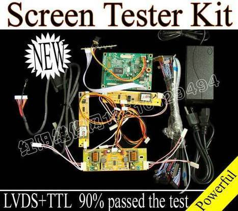 Lcd Universal Screen Tester | Laptop Spare Parts | Scoop.it
